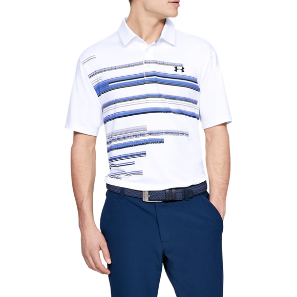 Picture of Under Armour Mens Playoff Polo 2.0 Shirt 1327037-122