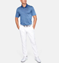 Picture of Under Armour Mens Performance Polo 2.0 Divot Stripe Shirt 1342082-510
