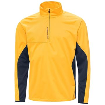 Picture of Galvin Green Mens Lincoln Interface Jacket - Yellow