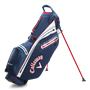 Picture of Callaway Hyper Dry C Stand Bag  - Navy/White (2020)