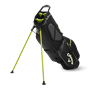 Picture of Callaway Hyper Dry C Stand Bag  - Black/Yellow (2020)