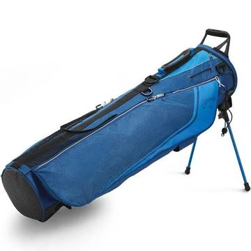 Picture of Callaway Double Strap Carry Plus Pencil Bag - Navy (2020)