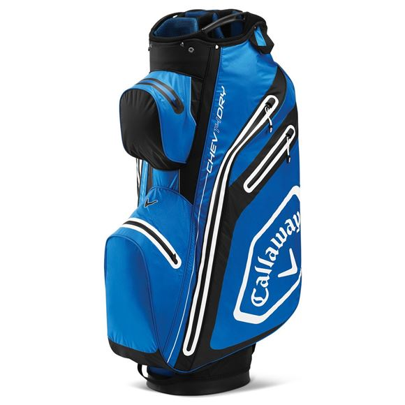 Picture of Callaway Chev Dry Cart Bag - Royal/Black (2020)