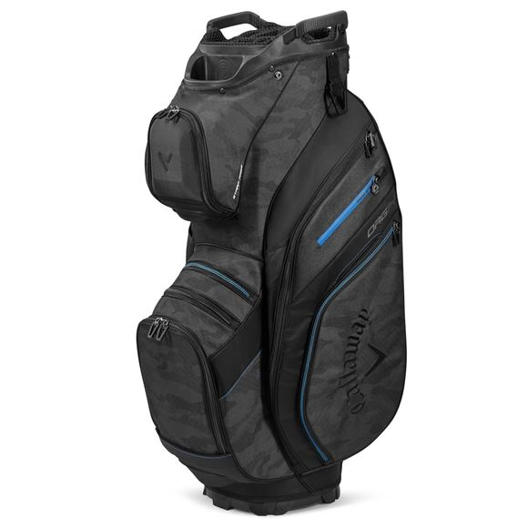 Picture of Callaway Org 14 Cart Bag - Black/Camo (2020)