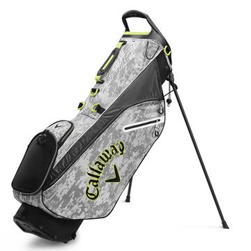 Picture of Callaway Hyper Lite Zero Stand Bag - Digital/Camo (2020)