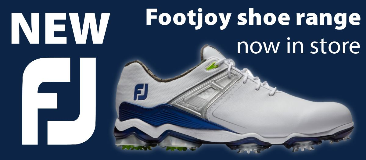 New Footjoy Shoes 2020 Styles now in stock