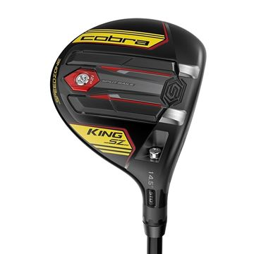 Picture of Cobra King SZ Speedzone Fairway Wood (Yellow)