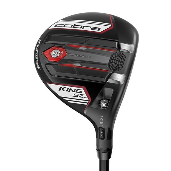 Picture of Cobra King SZ Speedzone Fairway Wood (White)