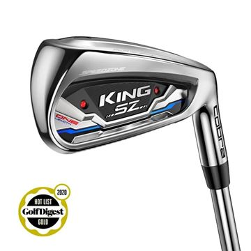 Picture of Cobra King SZ Speedzone One Length Irons - Steel