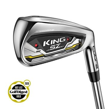 Picture of Cobra King SZ Speedzone Irons - Graphite