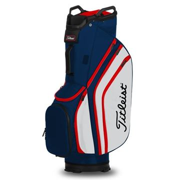 Picture of Titleist Lightweight 14 Cart Bag 2020 - TB20CT6-416 Navy/White/Red