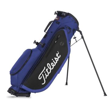 Picture of Titleist Players 4 Stand Bag 2020 - Royal/Black