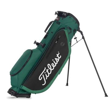 Picture of Titleist Players 4 Stand Bag 2020 - Green/Black