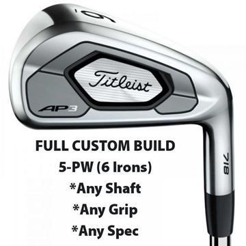 Picture of Titleist AP3 718 Irons **Custom built**
