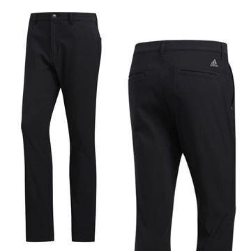 Picture of Adidas Mens Ultimate 365 Fall Out Trousers - Black - **Online Special**