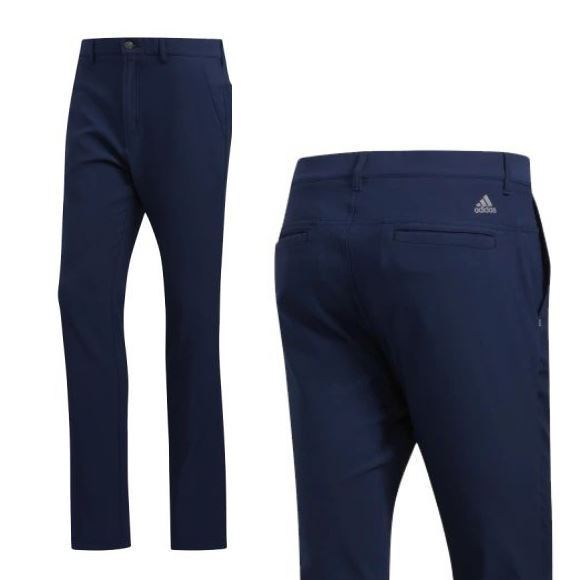 Picture of Adidas Mens Ultimate 365 Fall Out Trousers - Navy - **Online Special**