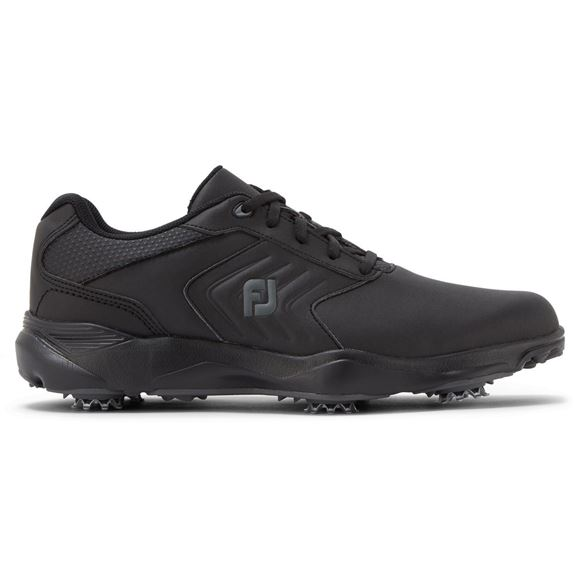 Picture of Footjoy Mens eComfort Golf Shoes - Black - 57713
