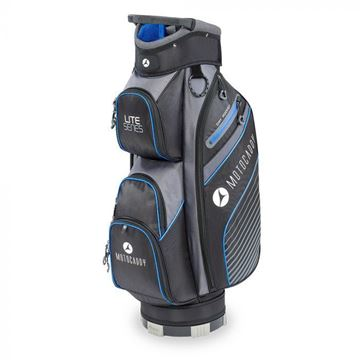 Picture of Motocaddy Lite Series Cart Bag 2020 - Black/Blue