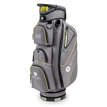 Picture of Motocaddy Club Series Cart Bag 2020 - Charcoal/Lime