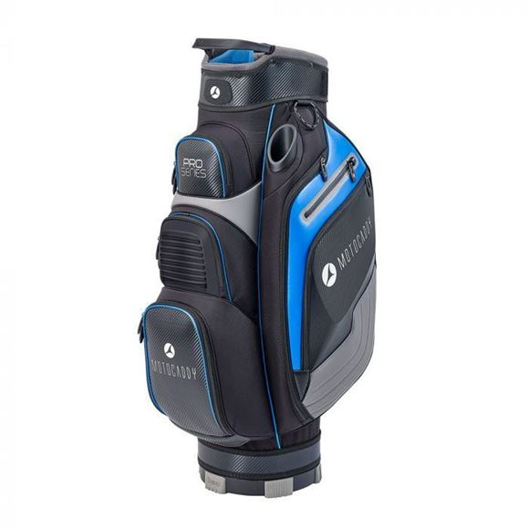 Picture of Motocaddy Pro Series Cart Bag 2020 - Black/Blue