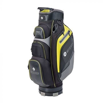 Picture of Motocaddy Pro Series Cart Bag 2020 - Black/Lime