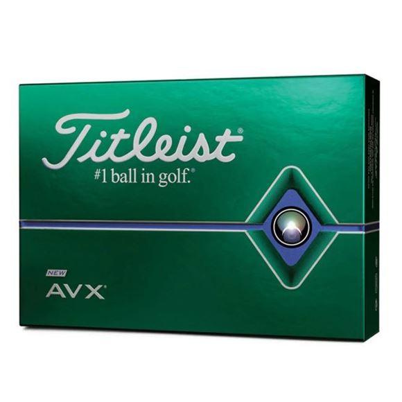 Picture of Titleist AVX 2021 Model Golf Balls