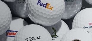 Picture for category Logo Corporate Golf Balls
