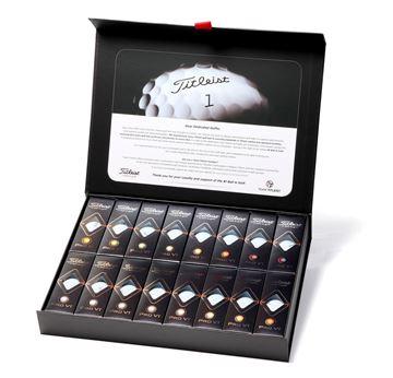 Picture of Titleist Pro V1 2019 Model Golf Balls - 4 Dozen