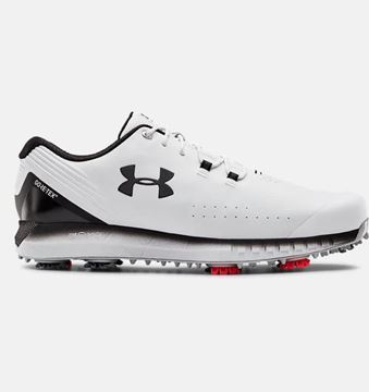 Picture of Under Armour Mens Hovr Drive GTX Golf Shoes - White 2020 Model