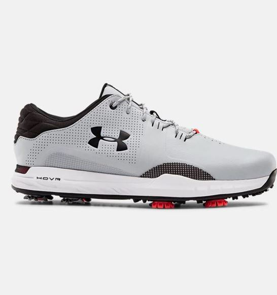 Picture of Under Armour Mens Hovr Matchplay Golf Shoes - Grey 2020 Model