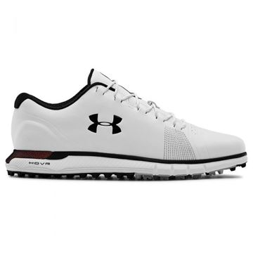 Picture of Under Armour Mens Hovr Fade SL Golf Shoes - White 2020 Model