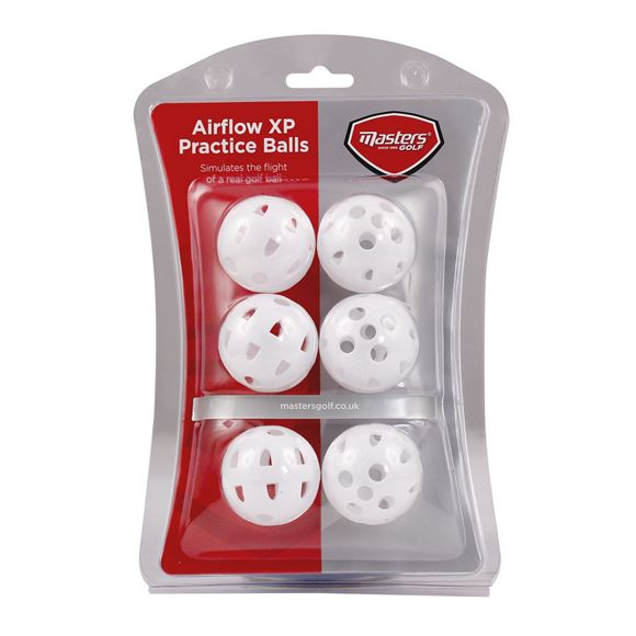 Picture of Masters Air Flow Balls - White