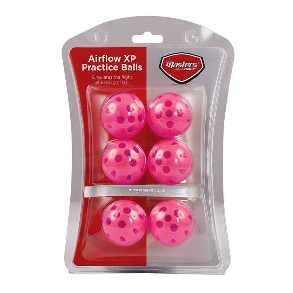 Picture of Masters Air Flow Balls - Pink