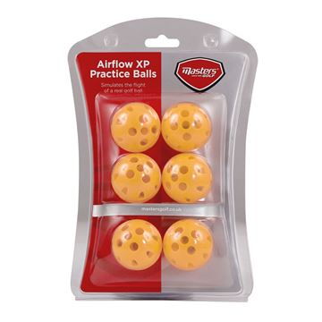 Picture of Masters Air Flow Balls - Yellow