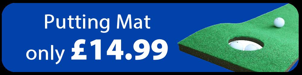 Masters Putting Mat