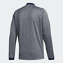 Picture of Adidas Mens Midweight Textured Jacket - Navy