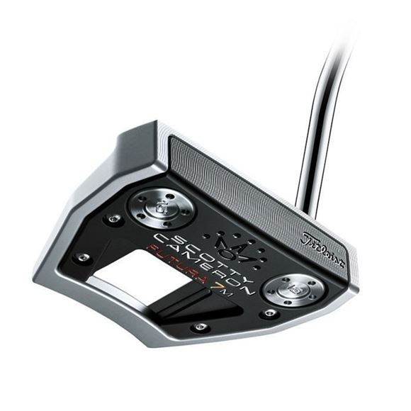 Picture of Scotty Cameron Futura  7M Putter - Ex Demo (7 out of 10)