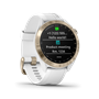 Picture of Garmin S40 Approach GPS Watch - Light Gold/White