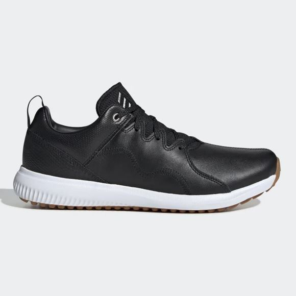 Picture of adidas Adicross PFF Golf Shoes - Black/White