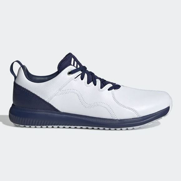 Picture of adidas Adicross PFF Golf Shoes - White/Blue