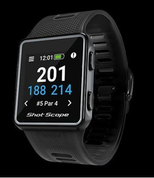 Picture of Shot Scope G3 GPS Golf Watch