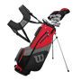 Picture of Wilson Men's Profile SGI Complete Golf 9 Club Package Set - With Carry Bag