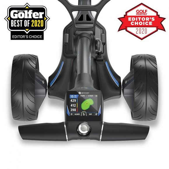 Picture of NEW Motocaddy M5 GPS Connect 2020 Electric Trolley
