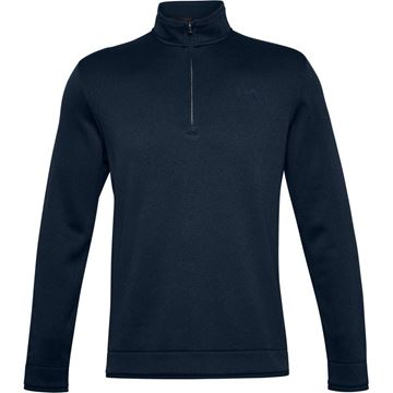 Picture of Under Armour Mens Storm Sweater Fleece 1/4 Zip Pullover 1359971-408