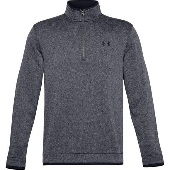 Picture of Under Armour Mens Storm Sweater Fleece 1/4 Zip Pullover 1359971-002