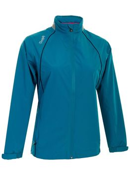 Picture of ProQuip Ladies Emily Waterproof Jacket - Turkish Blue