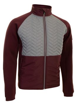 Picture of ProQuip Mens Therma Gust Jacket - Burgundy