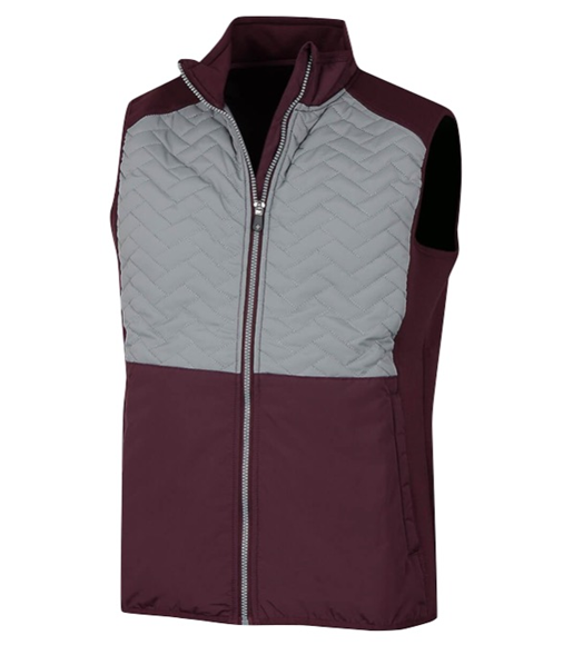 Picture of ProQuip Mens Therma Gust Gillet - Burgundy