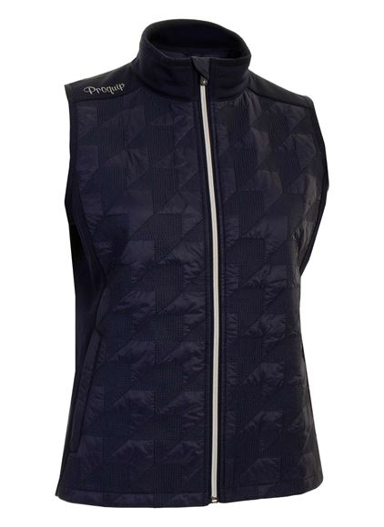 Picture of ProQuip Ladies Therma-Tour Dawn Gillet - Dark Navy