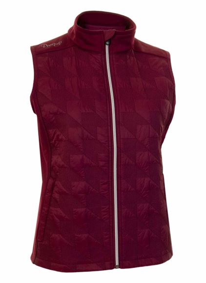 Picture of ProQuip Ladies Therma-Tour Dawn Gillet - Raspberry